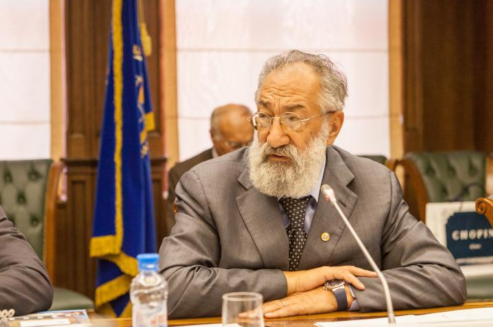 Артур Чилингаров - Первый Вице-президент Общества
