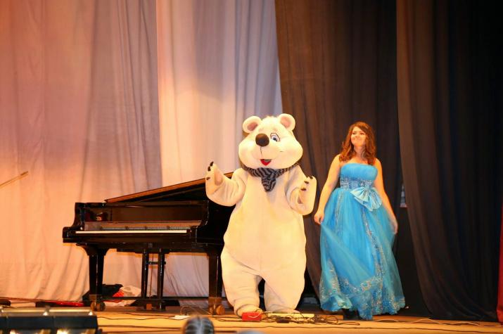 Большая Медведица Песня