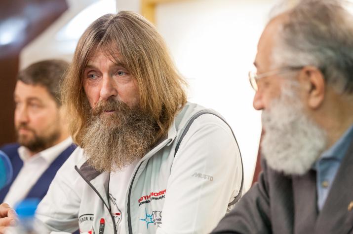 Федор Конюхов биография, фото и его семья 2018