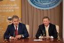 Сергей Шойгу и Сергей Иванов