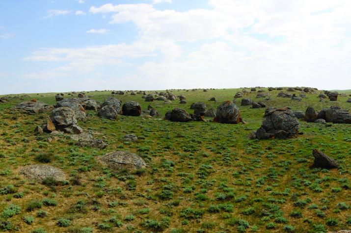 Долина шаров