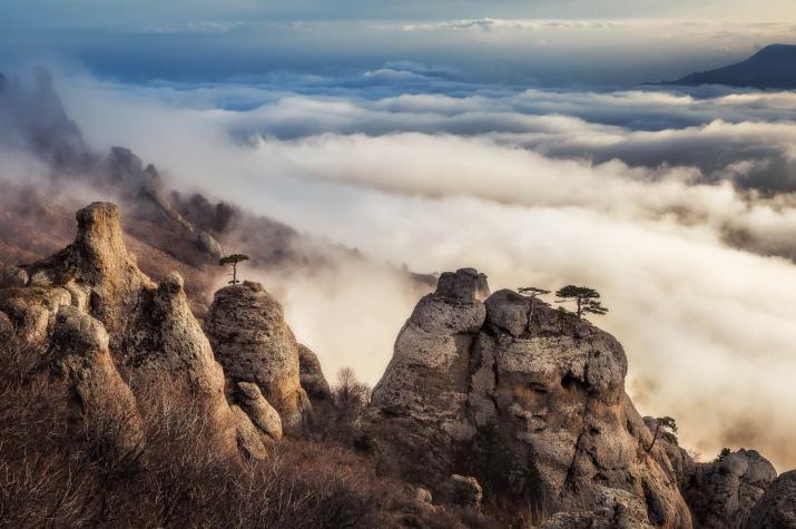 Гора Демерджи. Фото: Алексей Самойленко