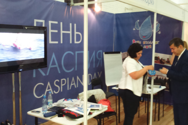 Фото предоставлено Астраханским областным отделением РГО