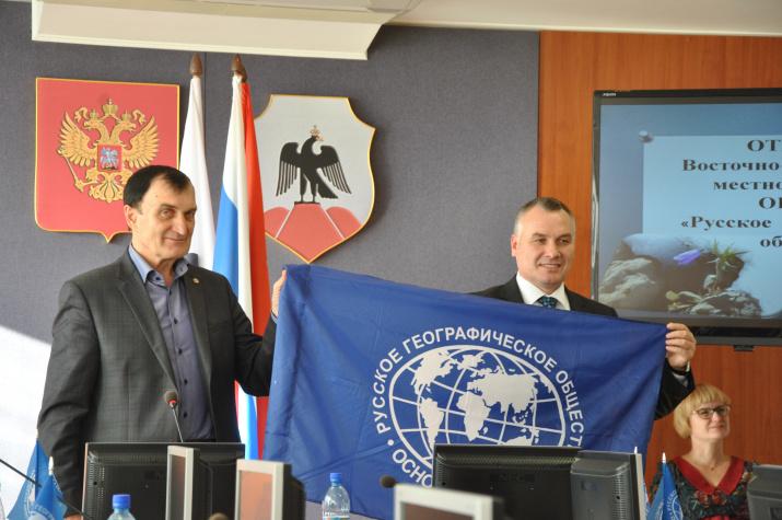 Alexander Chibilev and Vasiliy Kozupitsa