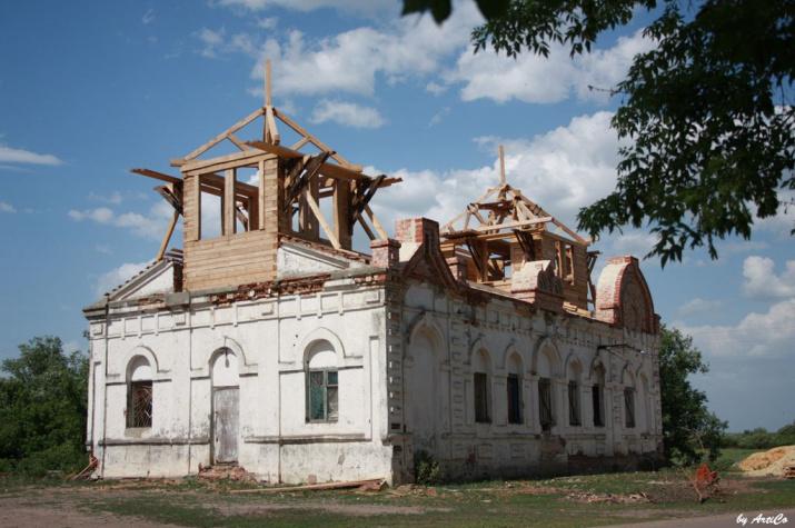 Храм святой Аллы Готской