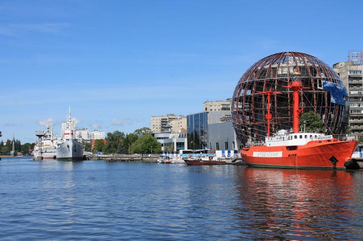 Музей Мирового океана. Фото Гуменюк Л.Г.