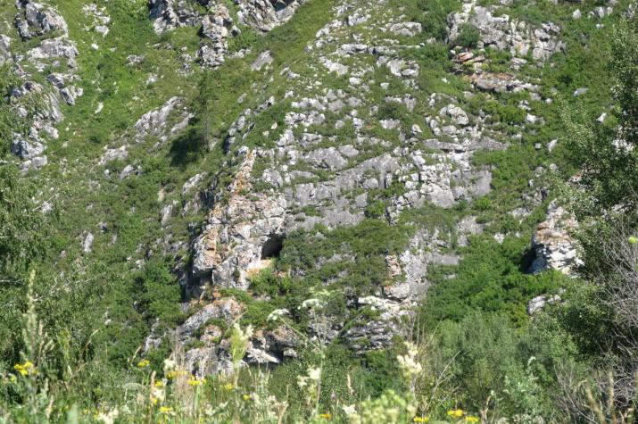 Краснощековский район по праву считается пещерным краем.