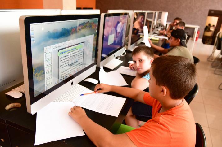 Новые порталы РГО помогут школьникам и учителям. Фото: архив РГО