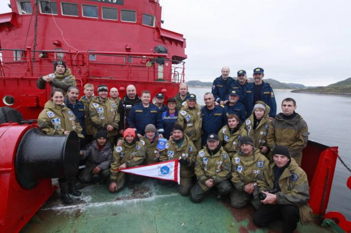 Подводный научно-исследовательский отряд