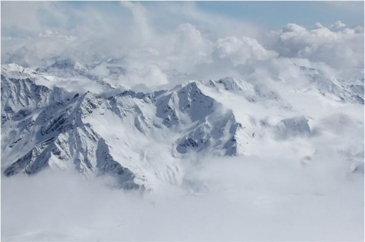 Горная страна Кавказ