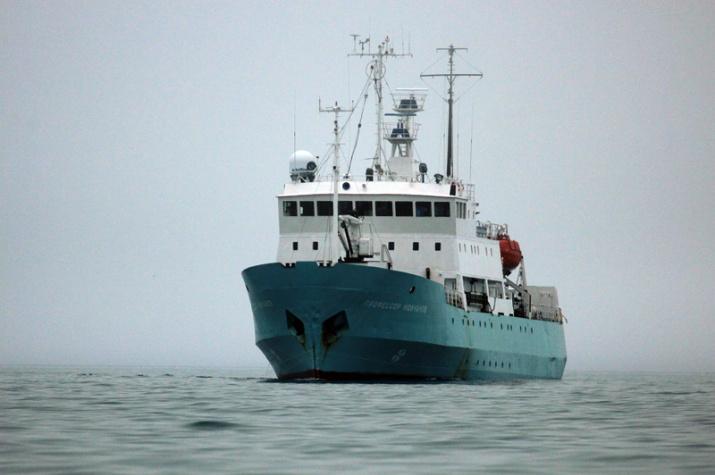 «Арктический плавучий университет» вернулся вАрхангельск