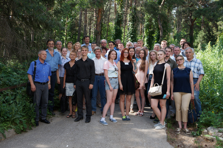 Участники заседания Постоянной Природоохранительной комиссии РГО в Самарской области. Фото предоставлено ИЭВБ РАН