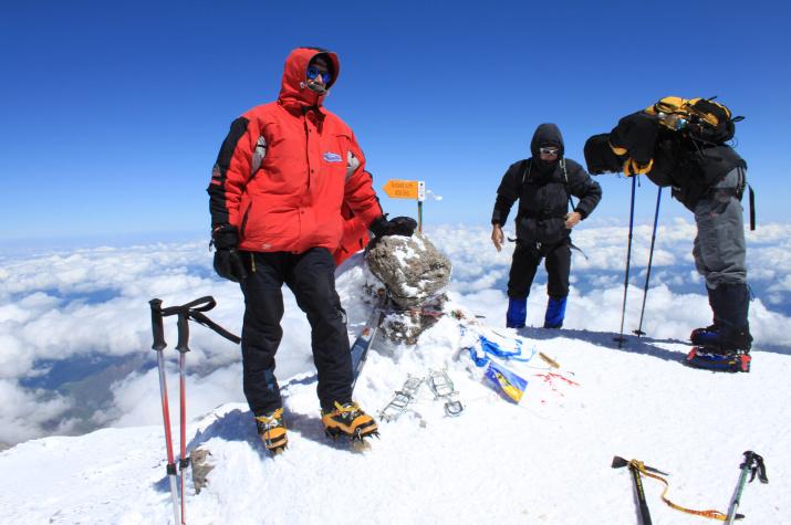 Отдых в горах Эльбрус