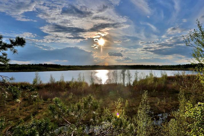 Озеро Кряж