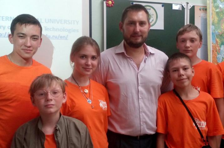 Фото предоставлено Краснодарским региональным отделением РГО