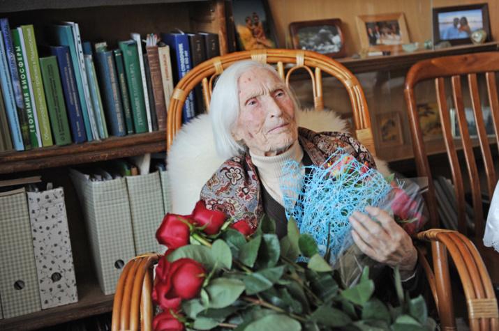 Мария Альфредовна Глазовская