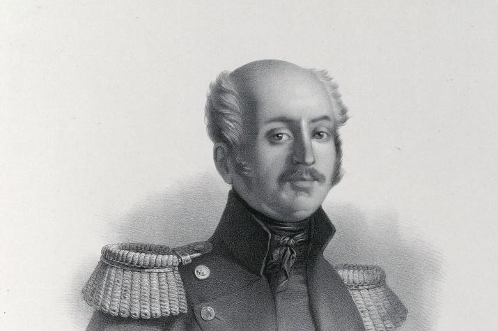 Барон Фердинанд Врангель