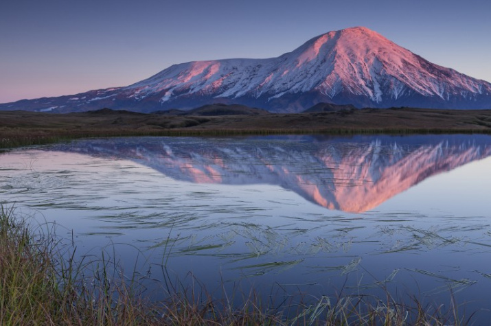 Вулкан Толбачик. Фото: Денис Будьков