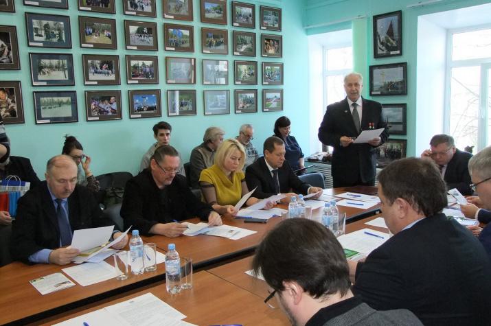 Заседание Попечительского совета Ивановского отделения РГО