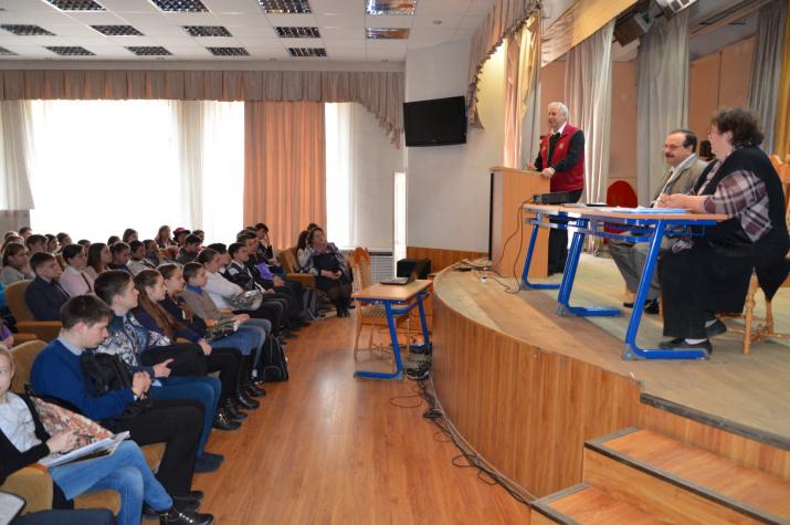 VII областная олимпиада по географии в Шуйском филиале ИвГУ