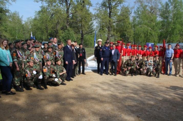 Photo is provided by Krasnoyarsk regional branch of the RGS