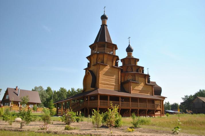 Паломническая поездка в село Моста 16 июля
