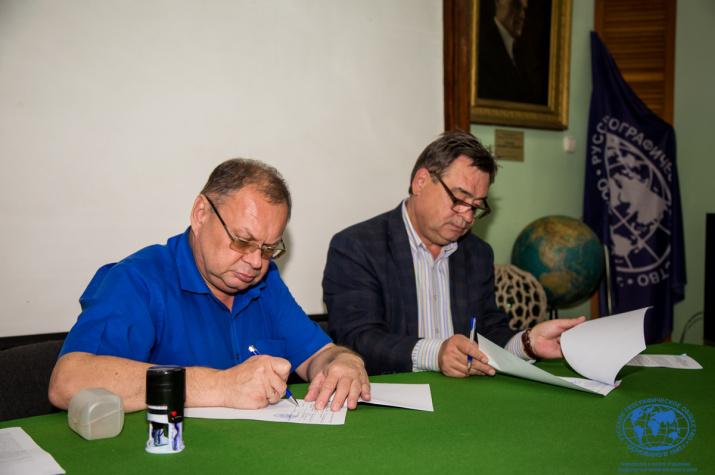 Соглашение о сотрудничестве. Фото: Маргарита Кузнецова