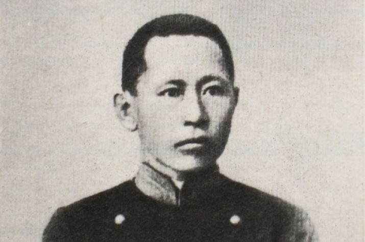 Portrait of G.Ts. Tsybikov