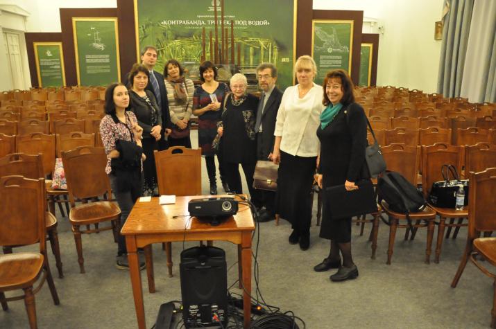 Участники конференции (фото А.А. Богданов)