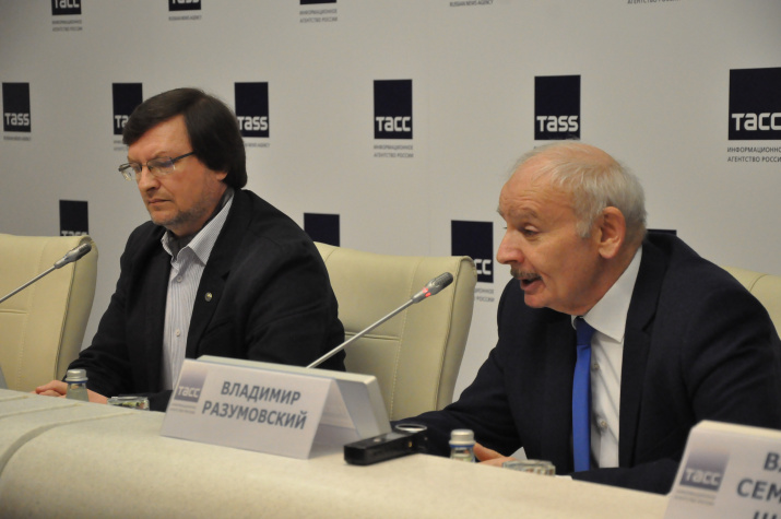 пресс-конференция по сохранению наследия П.П. Семёнова-Тян-Шанского