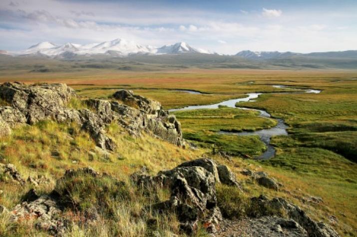 Plateau Ukok. Photo by Valery Stepaniuc