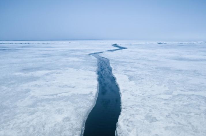 Rybinsk Reservoir. Photo by Sergey Novozhilov