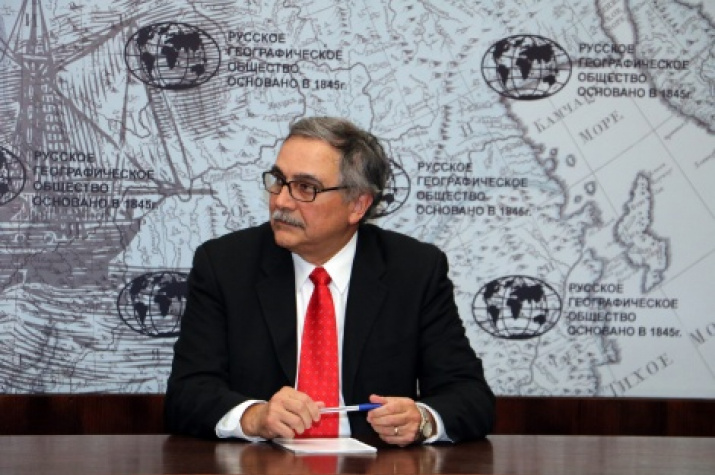René Castro Salazar, Assistant-Director General of the Food and Agriculture Organization of the United Nations (FAO). Photo by the Society press center