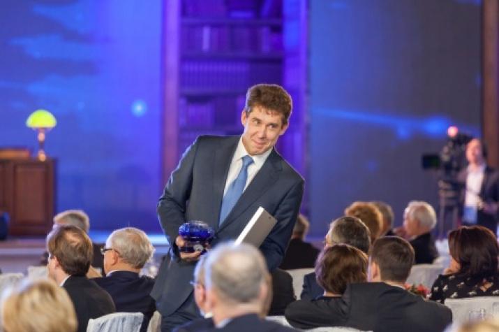 Konstantin Bogdanov. Photo by: Ilya Melnikov