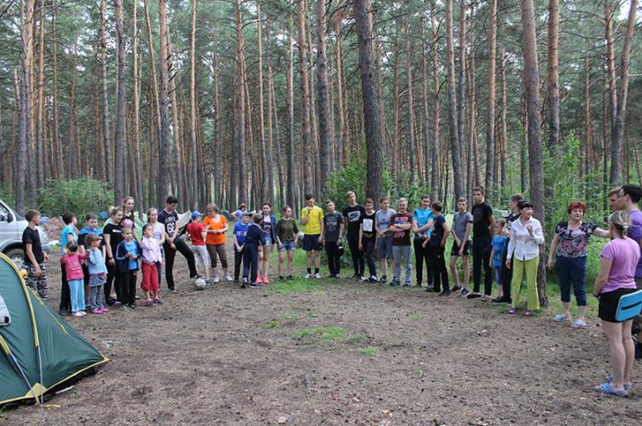 Летняя школа юных геологов
