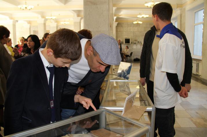 Фото предоставлено пресс-службой Северо-Осетинского государственного университета имени К.Л. Хетагурова