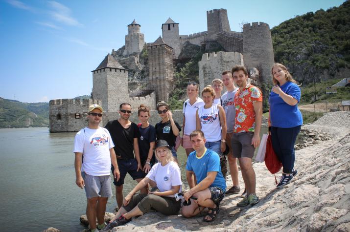 Фото предоставлено участниками стажировки РГО в Сербии