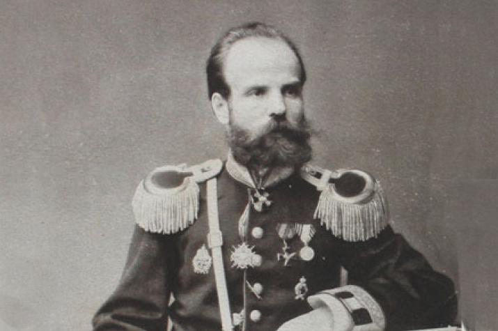 П.Я. Пясецкий. Фото из Архива РГО