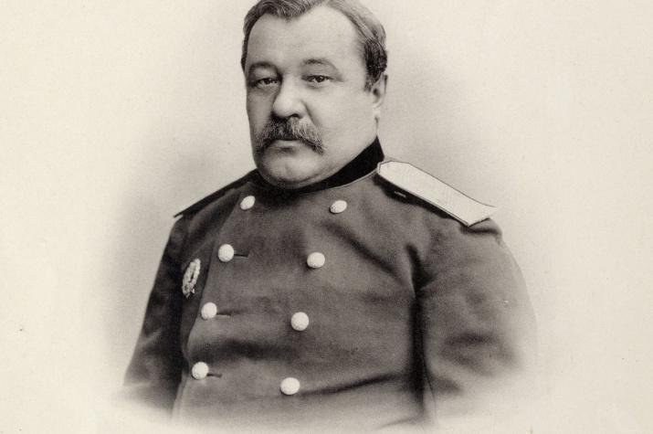 Михаил Васильевич Певцов