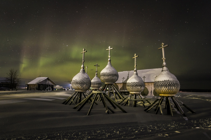 """Cupola"", photo: Vitaly Novikov"