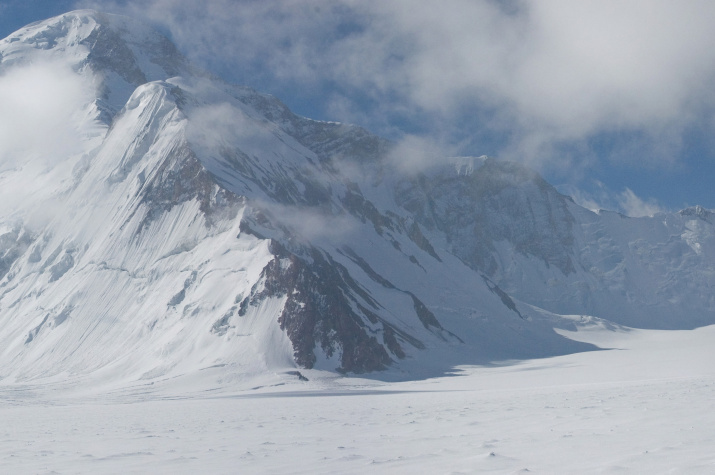 Ледник Географического общества на Памире. Фото: Артём Резонтов