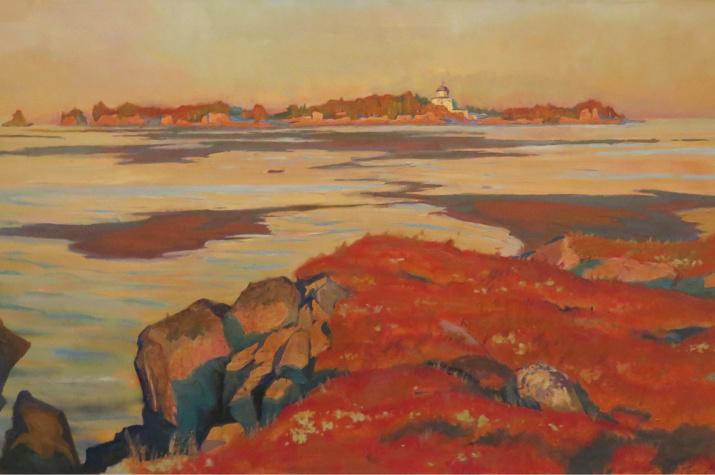 Выставка Дмитрия Гусева