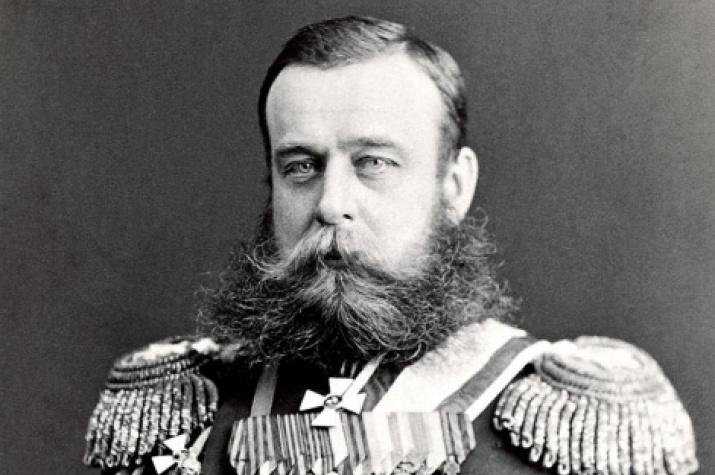 Commander Mikhail Skobelev