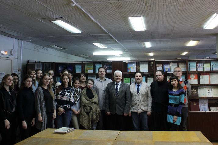 Участники торжественного заседания. Фото: Татьяна Самусёва