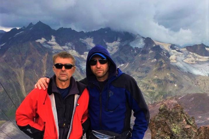 Сергей Семяшкин, Джемали Гигашвили