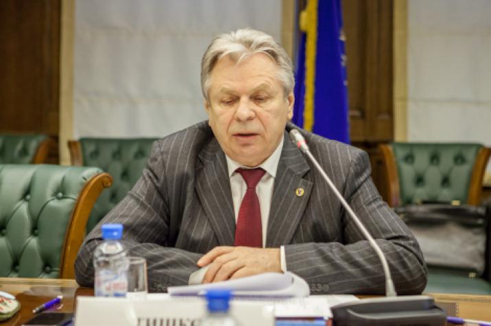 Academician Valery Tishkov. Photo: RGS Press Service