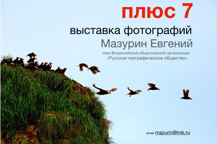 Выставка фотографий Е. Б. Мазурина
