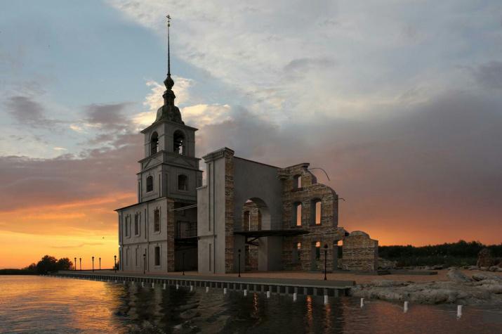 Проект. Фото предоставлено Анор Тукаевой