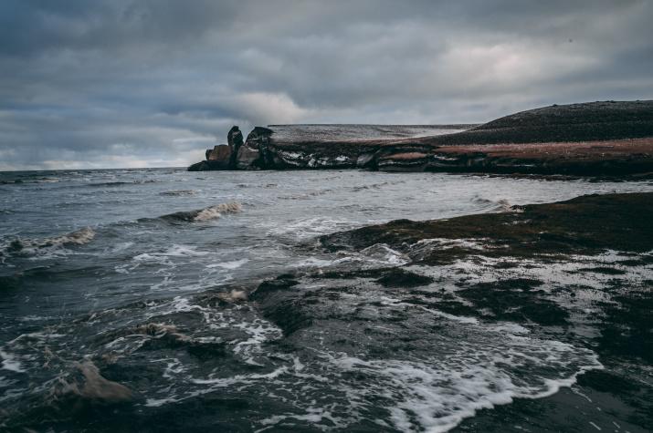 Карское море. Фото: Семён Деяк