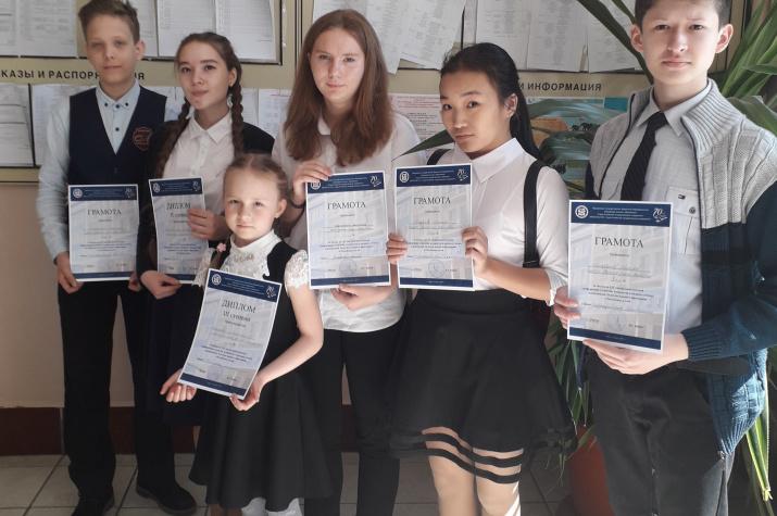 """""""Юные исследователи"""". Фото: Е. Мердешева"""